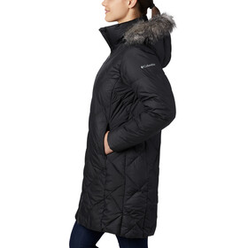 Columbia Icy Heights II Mittellange Daunenjacke Damen black